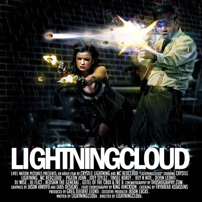 LightningCloud cover art
