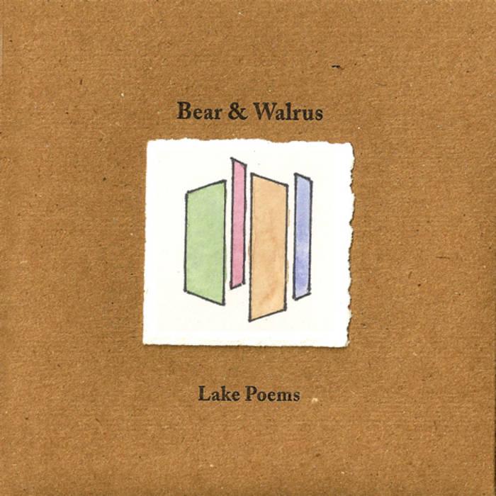 Lake Poems cover art