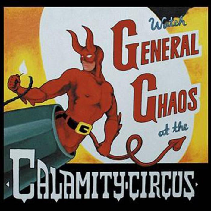 Calamity Circus cover art