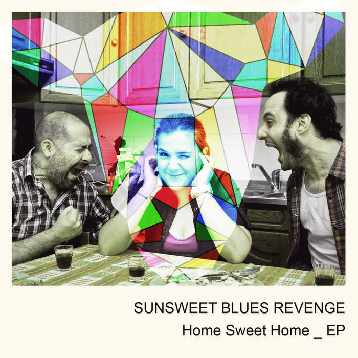 Home Sweet Home _EP cover art