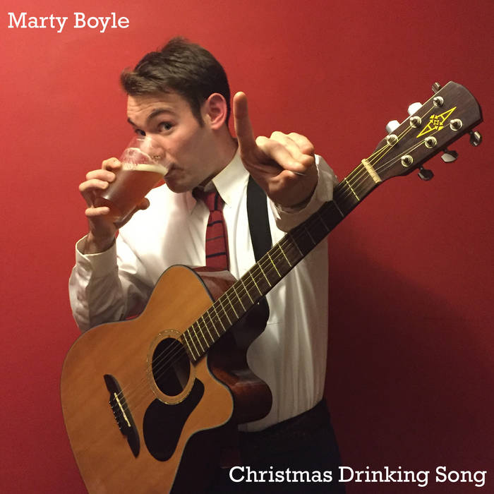 Christmas Drinking Song cover art