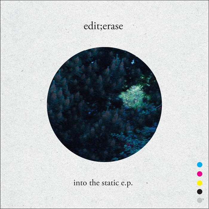 Into The Static EP cover art