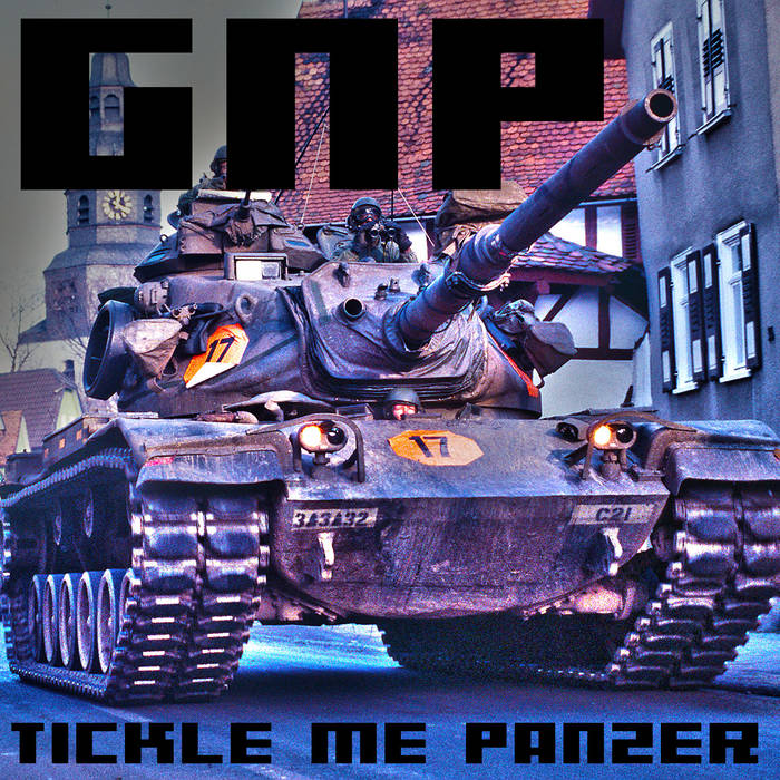 Tickle Me Panzer cover art