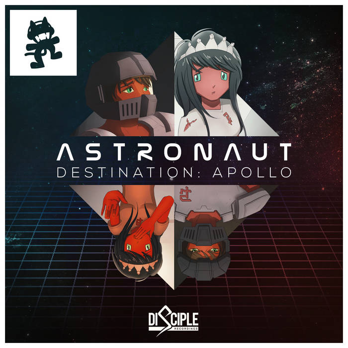 Destination: Apollo EP cover art