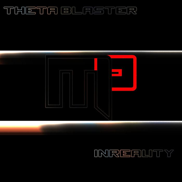 Theta Blaster/InReality cover art