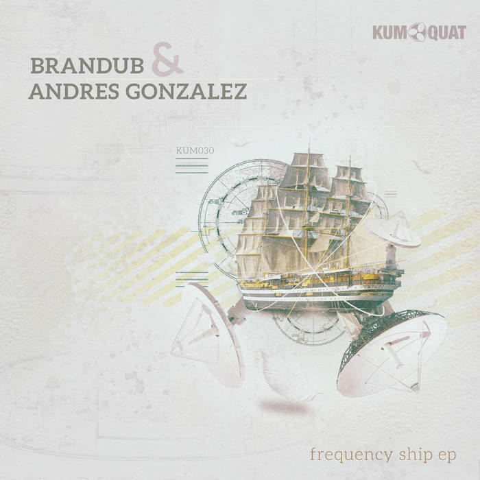 Frequency Ship ep cover art