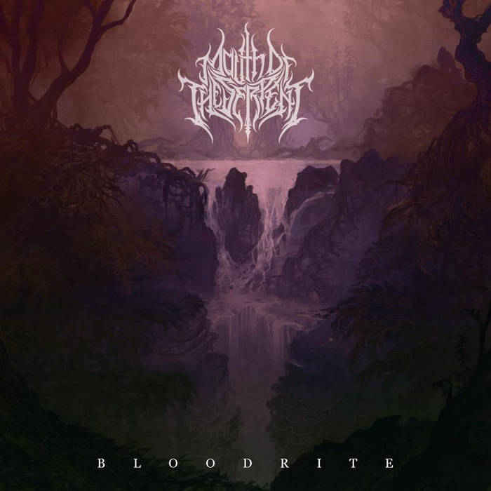 BLOODRITE (single) cover art