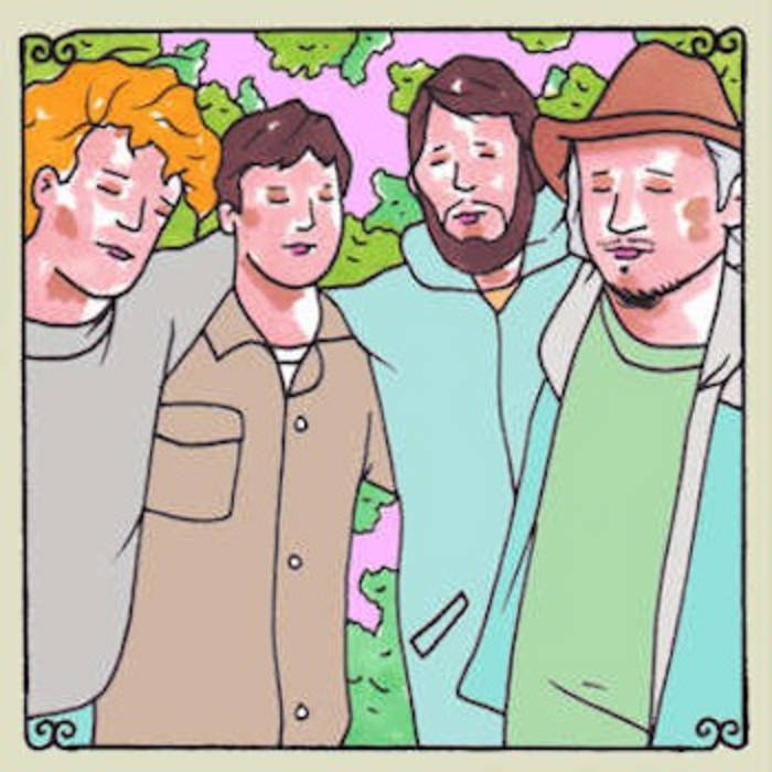 Daytrotter Studio 8/14/2013 cover art