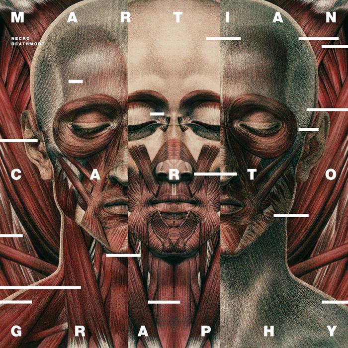 Martian Cartography cover art