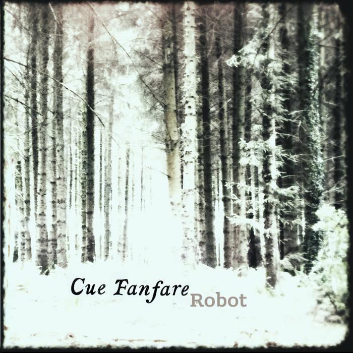 Robot cover art