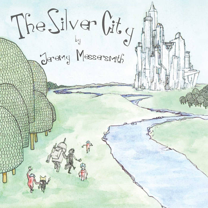 The Silver City cover art