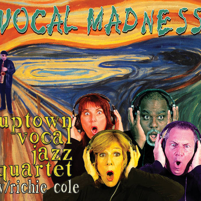 Vocal Madness cover art