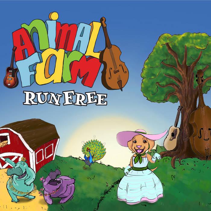 Run Free cover art