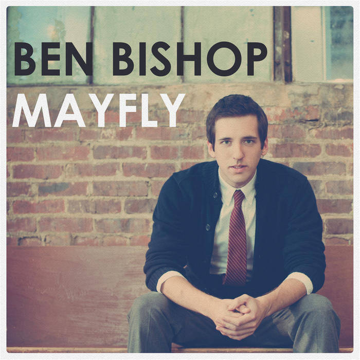 Mayfly cover art