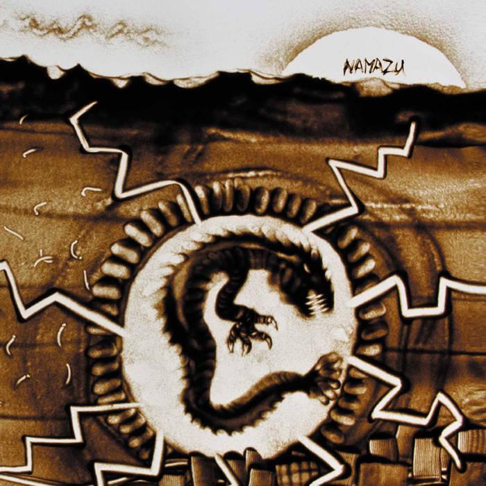 NAMAZU (sortie d'album vinyl 2017) cover art