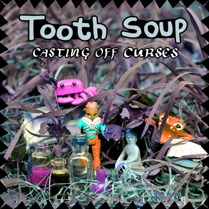 Casting Off Curses cover art