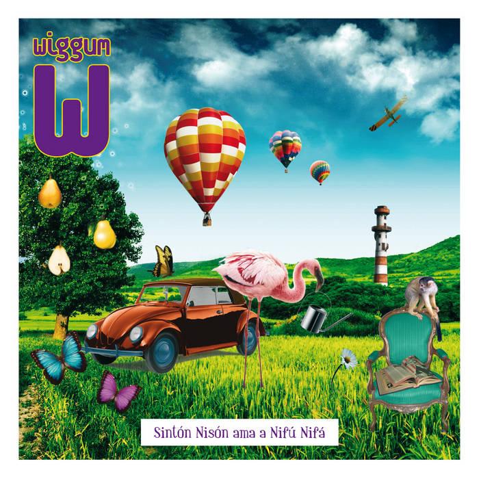 Sintón Nisón ama a Nifú Nifá cover art
