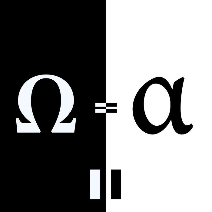 OMEGA IS THE ALPHA - II cover art