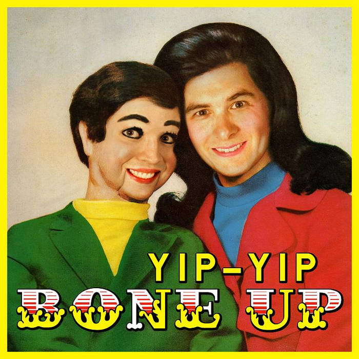 Bone Up cover art