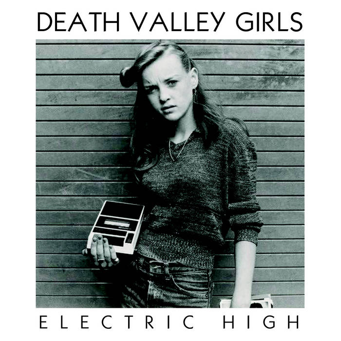 Electric High cover art