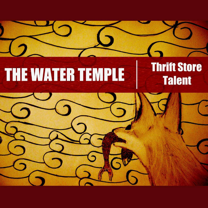 The Water Temple cover art