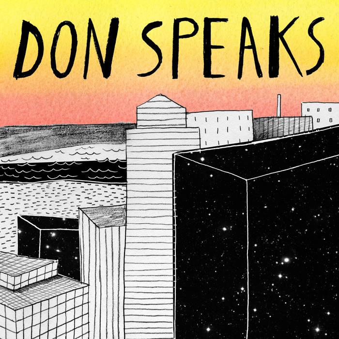 Don Speaks cover art