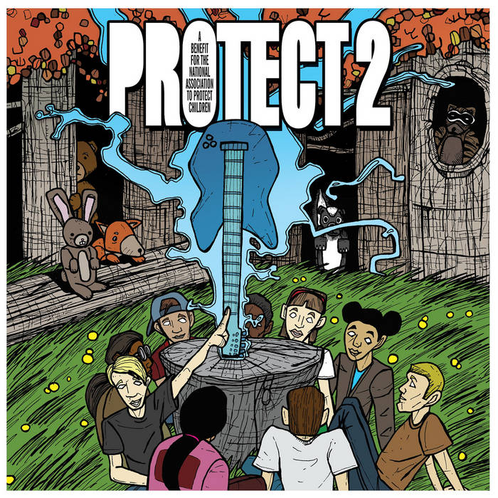 Protect 2: A Benefit for the National Association to Protect Children cover art
