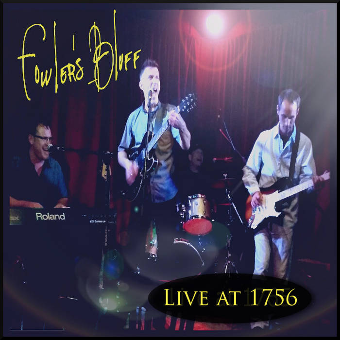 Live at 1756 cover art