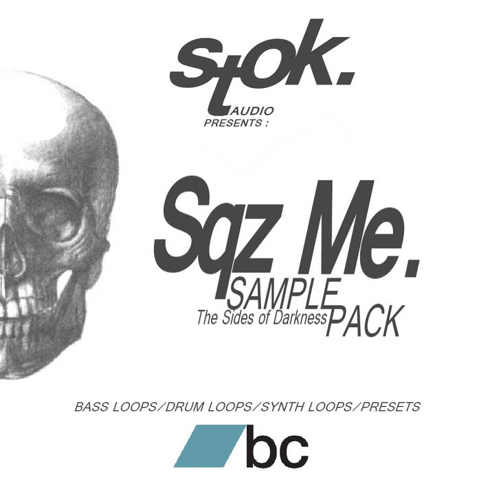 Sqz Me Sample Pack : The Sides of Darkness cover art