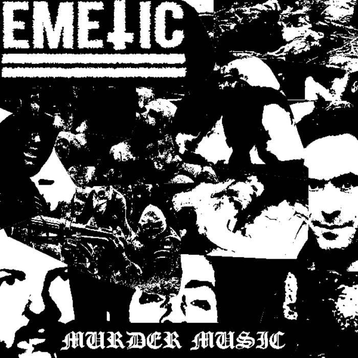 Murder Music cover art