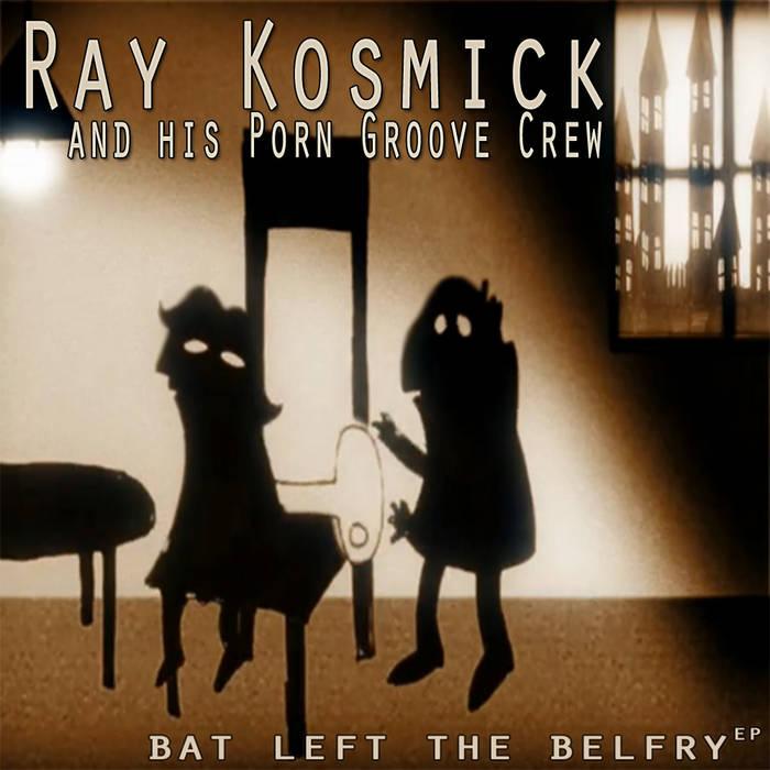 Bat Left the Belfry (EP) cover art