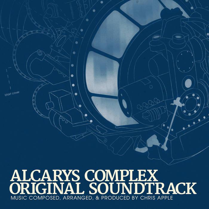 Alcarys Complex Original Soundtrack cover art