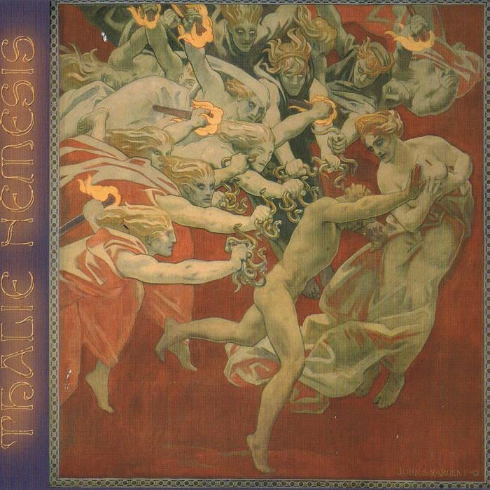 Némésis cover art