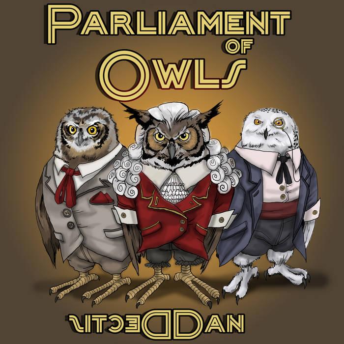 Parliament of Owls cover art