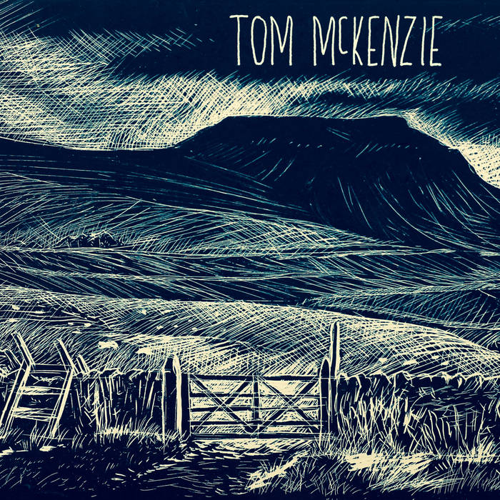 Tom McKenzie cover art