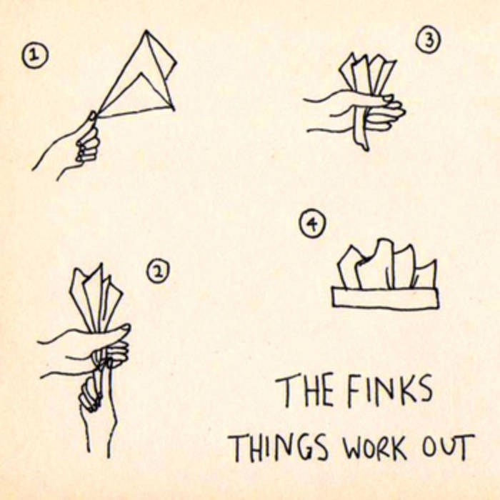 Things Work Out cover art