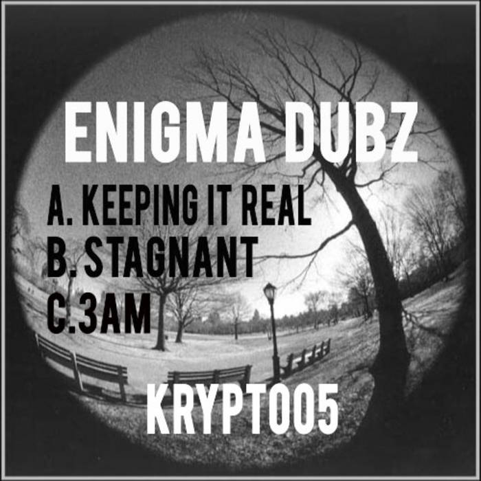 ENiGMA DUBZ Krypt005 cover art