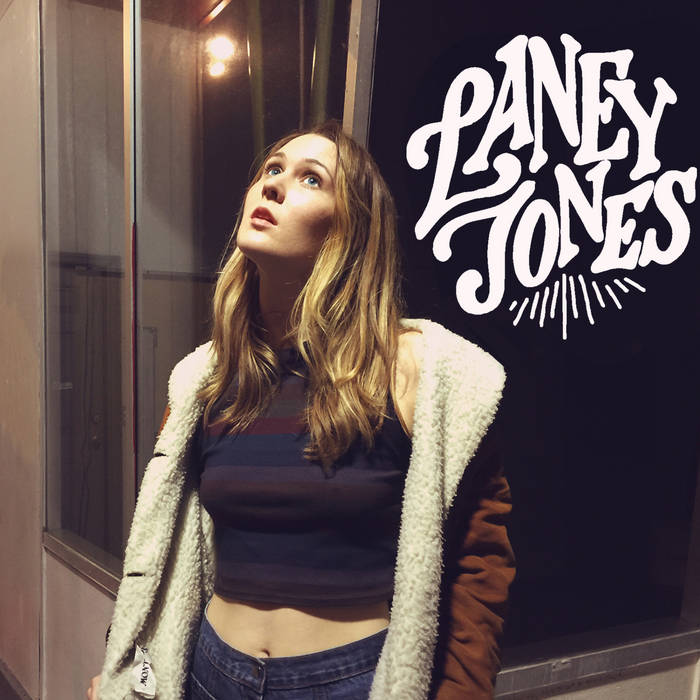 Laney Jones cover art