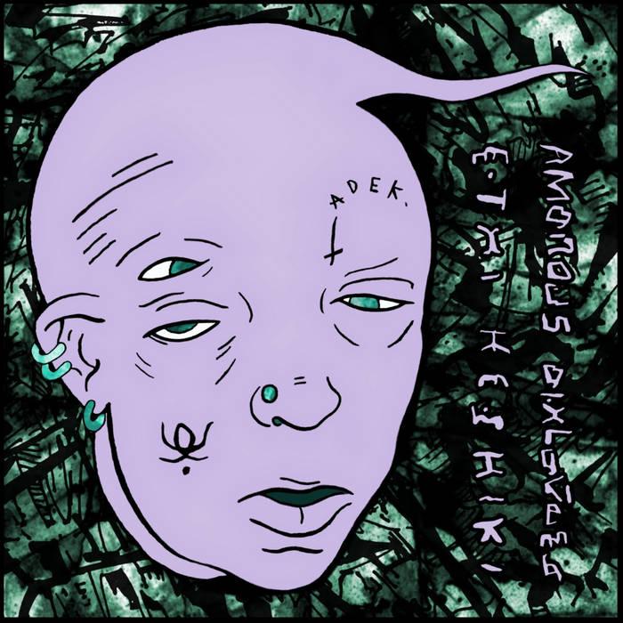 split w/ Amorous Dialogues cover art