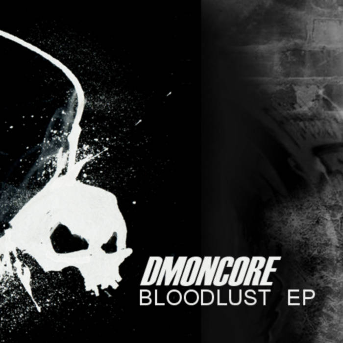 DmønCøre - Bloodlust EP cover art