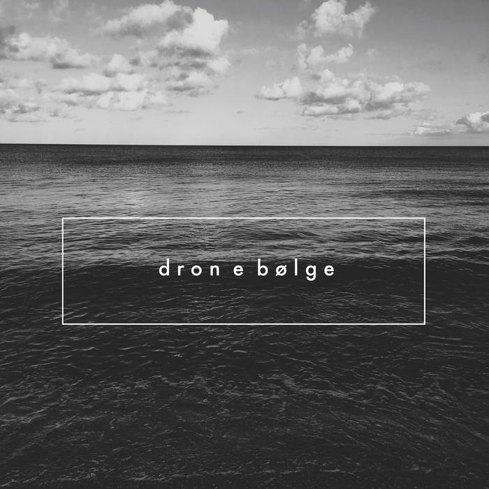 drone bølge cover art