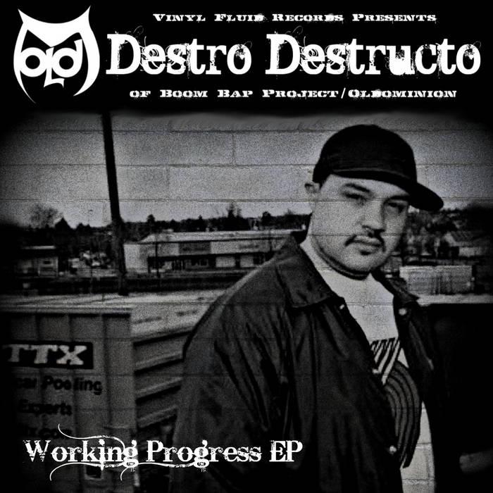Working Progress EP cover art