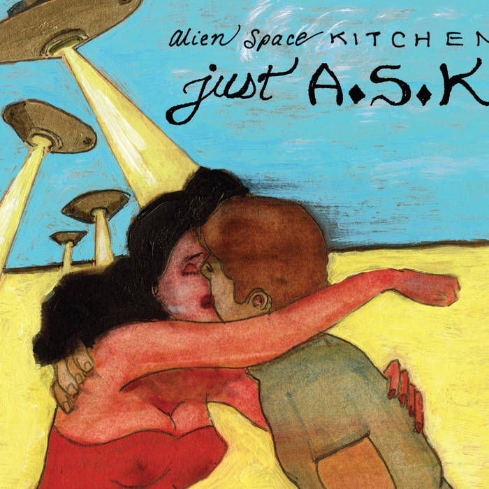 Just ASK cover art