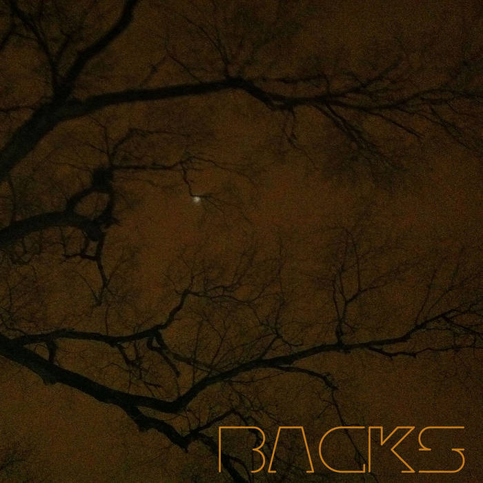 BACKS cover art