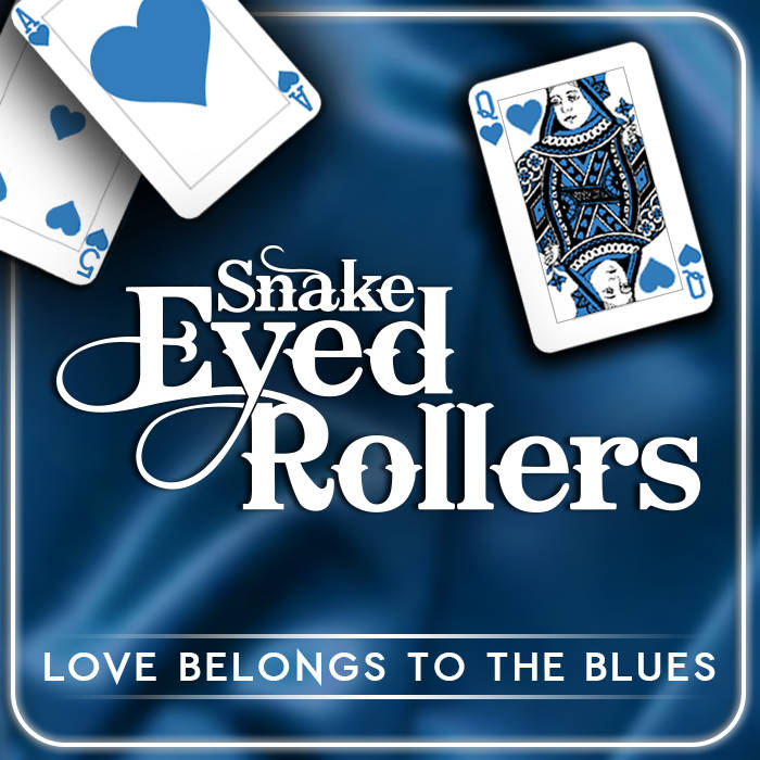 Love Belongs To The Blues cover art