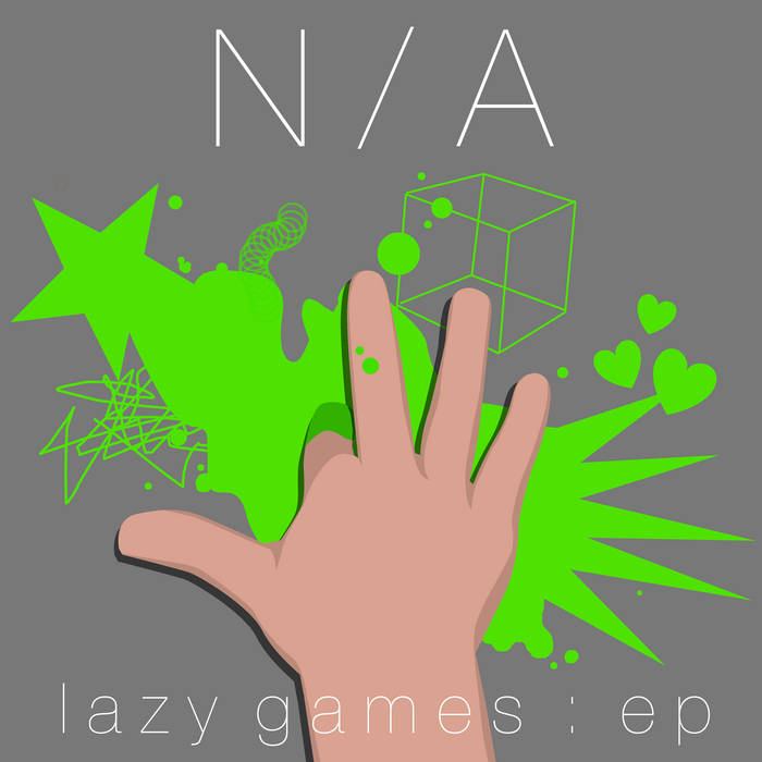 Lazy Games EP cover art