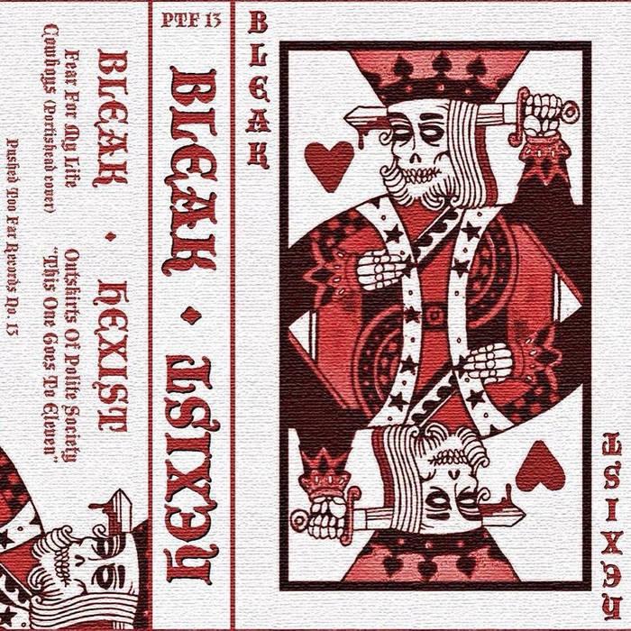 Bleak/Hexist Split cover art