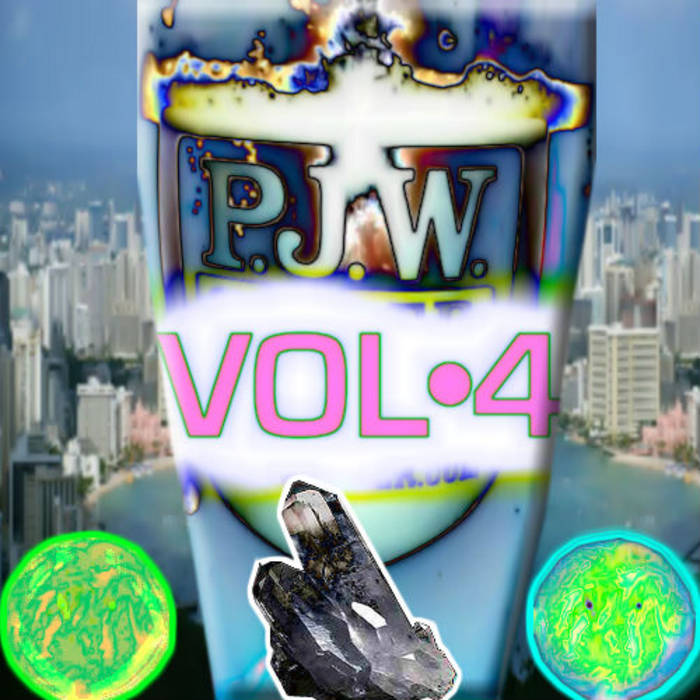PJW Vol. 4 cover art