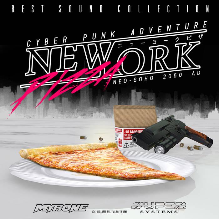 NEW YORK PIZZA cover art