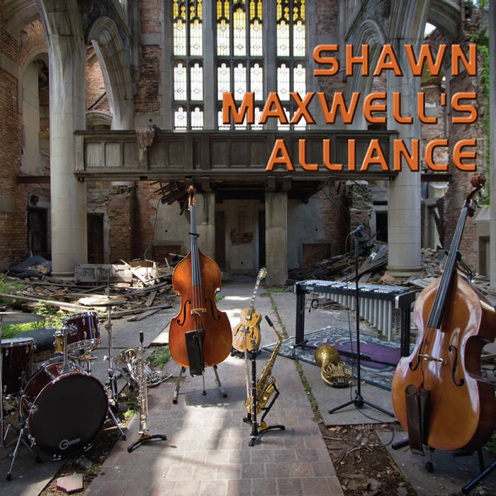 Shawn Maxwell's Alliance cover art